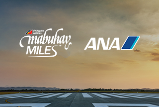 Picture of ANA and Mabuhay Miles logo